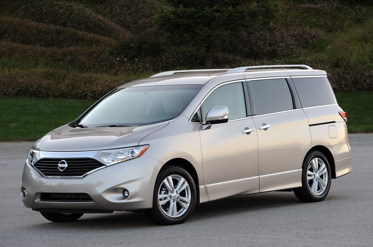 2011 Nissan Quest Review Photo Gallery Autoblog Urvan Wiring Diagram