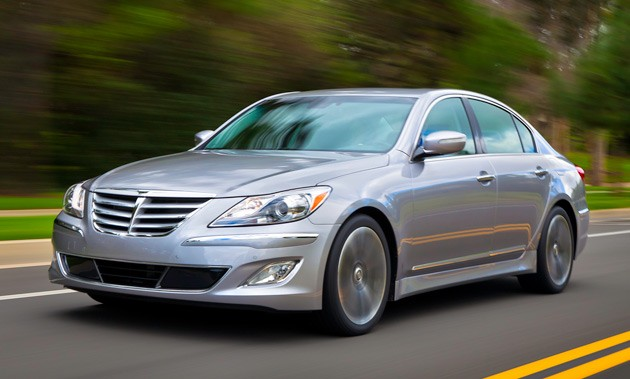 2012 Hyundai Genesis 5.0 R-Spec
