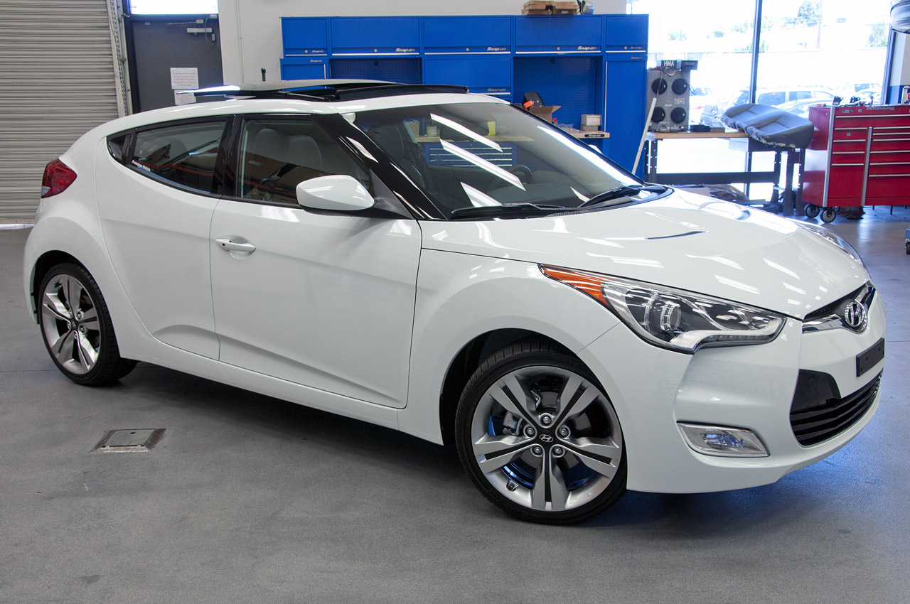 Certified Pre Owned Honda >> First Ride: 2012 Hyundai Veloster - Autoblog