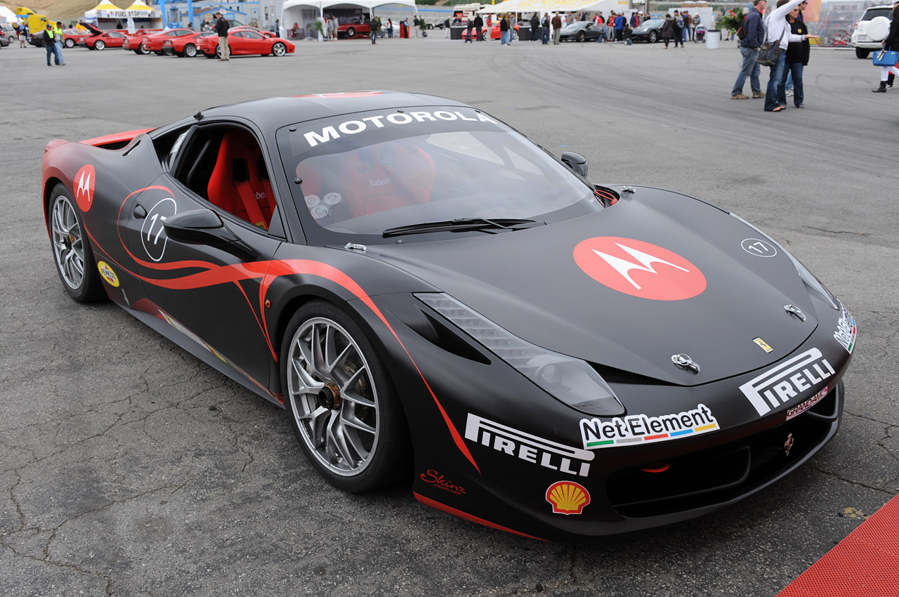 ferrari 458 challenge in detail photo gallery autoblog. Black Bedroom Furniture Sets. Home Design Ideas