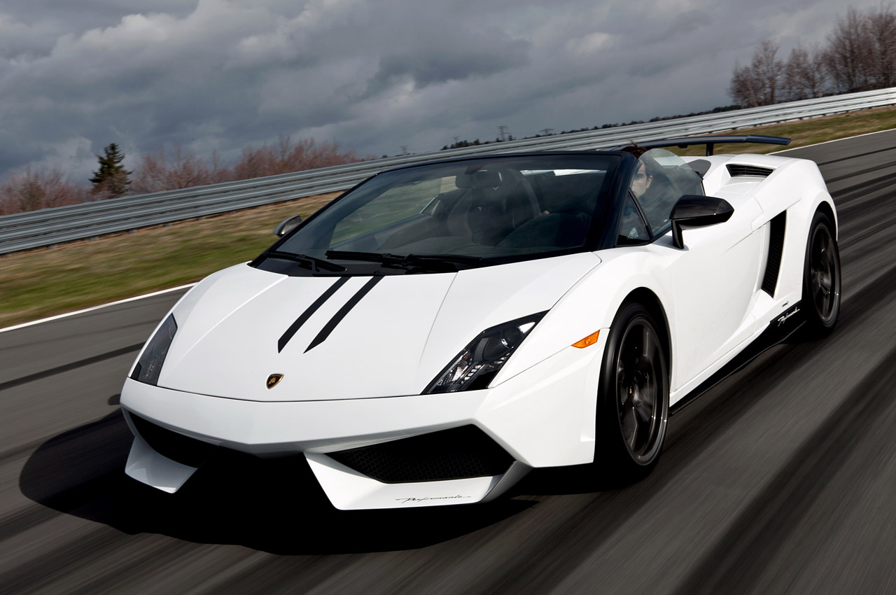 2011 Lamborghini Gallardo LP 570 4 Spyder Performante: Quick Spin Photo  Gallery   Autoblog