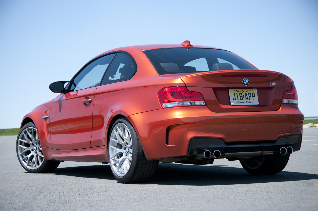 bmw 1 series m coupe is sold out autoblog. Black Bedroom Furniture Sets. Home Design Ideas