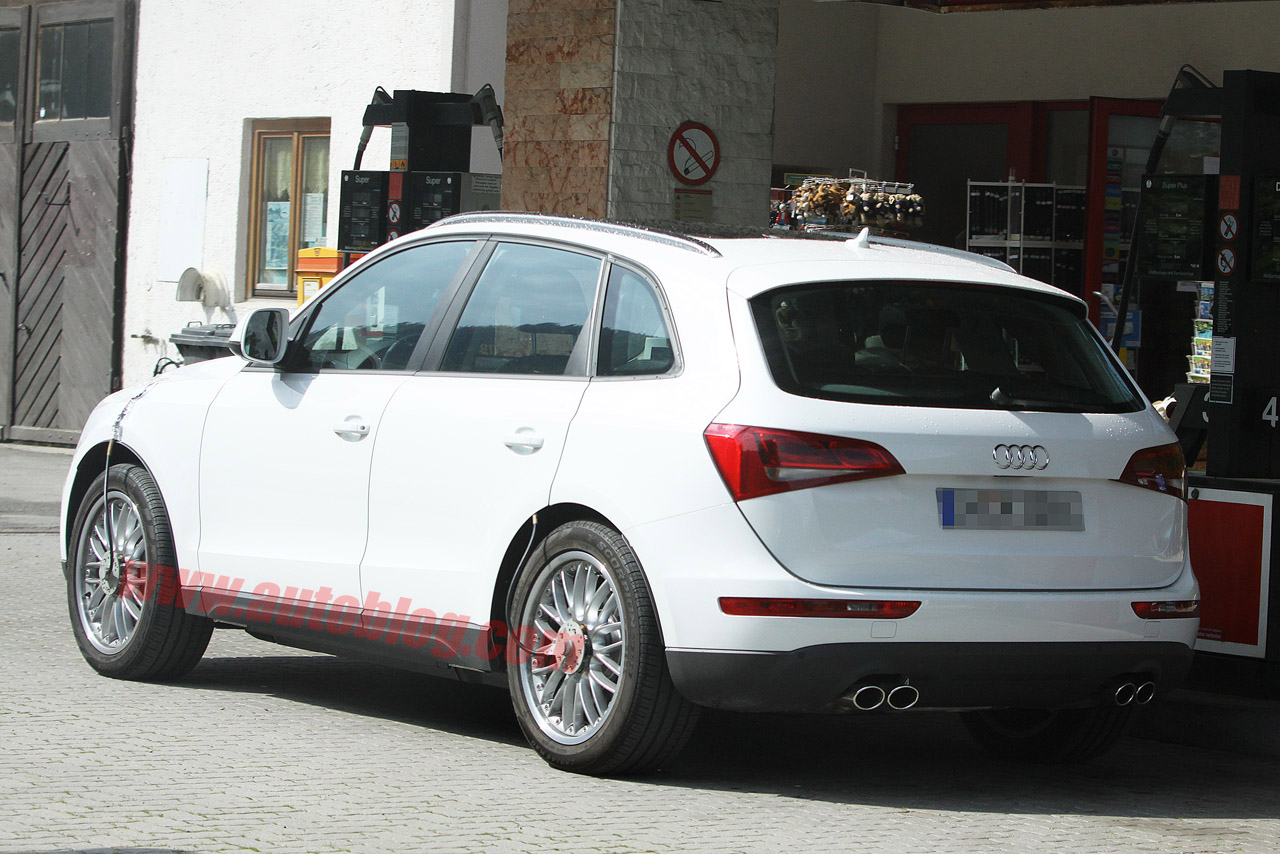 spyshots audi q5 s and q5 rs nordschleife autoblahg. Black Bedroom Furniture Sets. Home Design Ideas