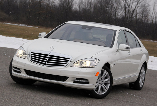 All electric mercedes benz s class being considered for All electric mercedes benz