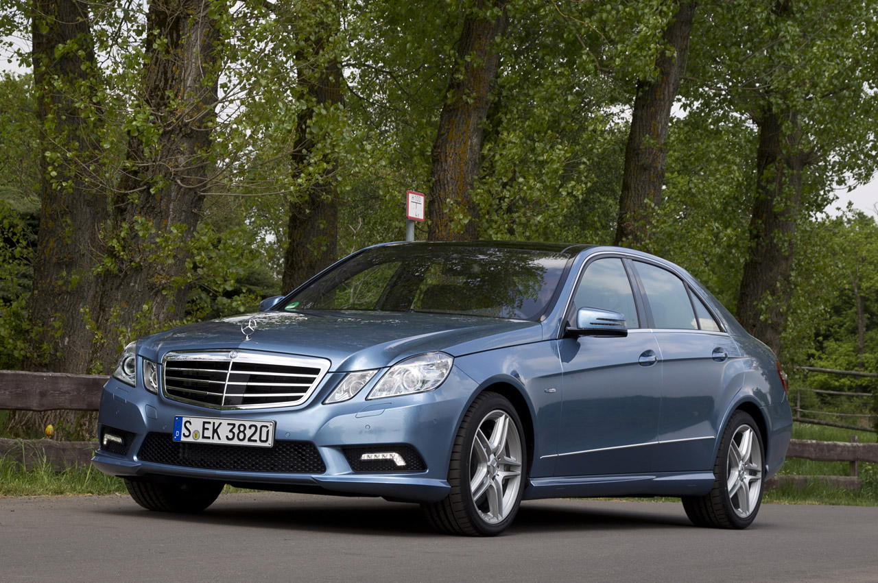2012 mercedes benz e550 sport first drive photo gallery