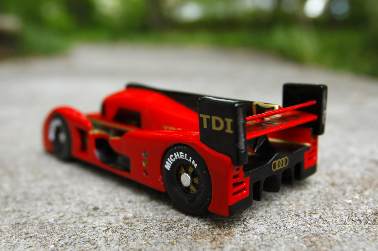 Can A Pinewood Derby Car Have  Wheels