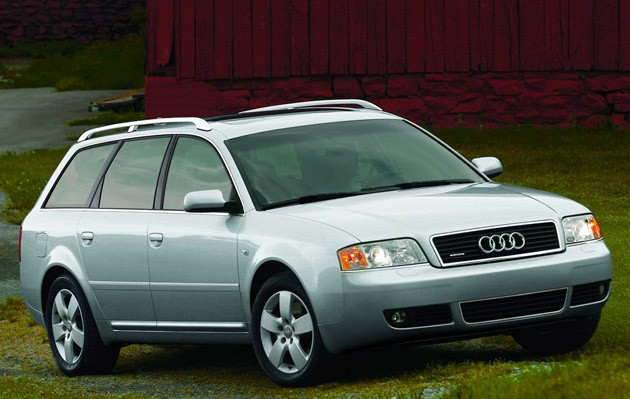 2004 audi a6 avant