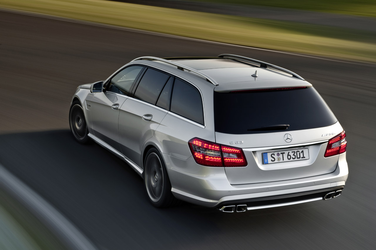 2012 mercedes benz e class will offer e63 amg wagon awd