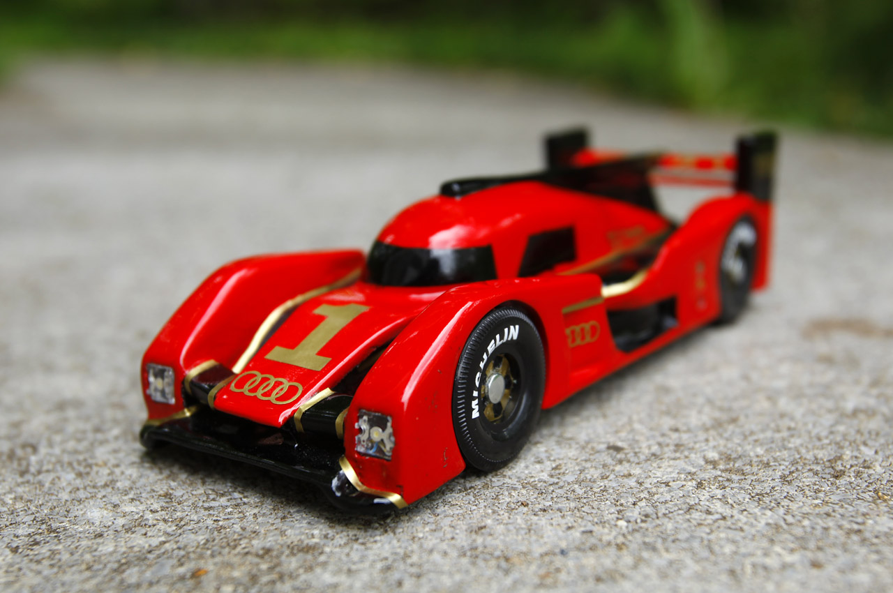 The Coolest Pinewood Derby Car To Never Race Autoblog