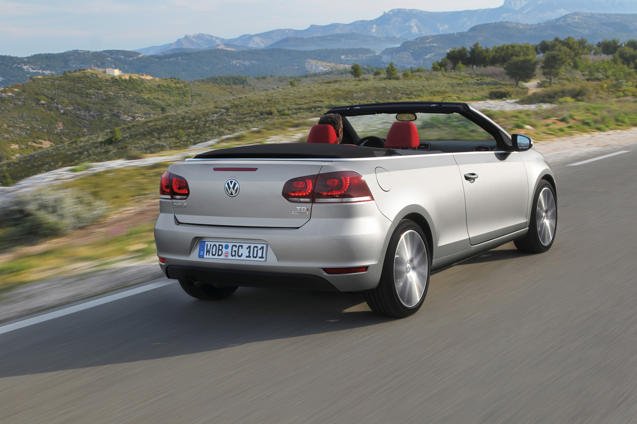 2012 volkswagen golf cabriolet photo gallery autoblog. Black Bedroom Furniture Sets. Home Design Ideas