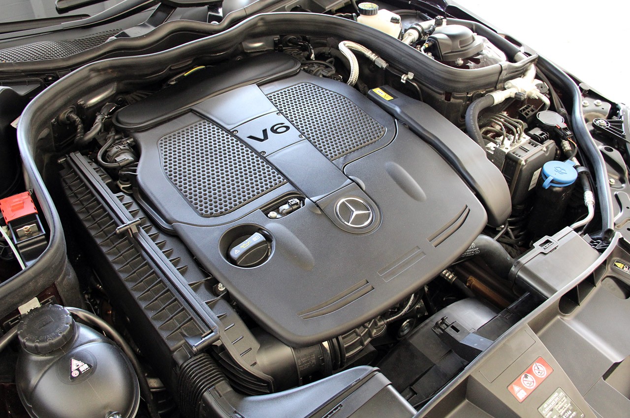 2012 mercedes benz e350 first drive photo gallery autoblog for Mercedes benz engine oil recommendations