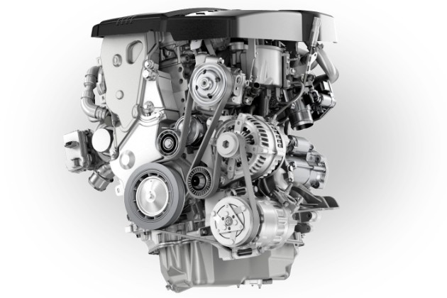 Jaguar 2.2-liter diesel engine
