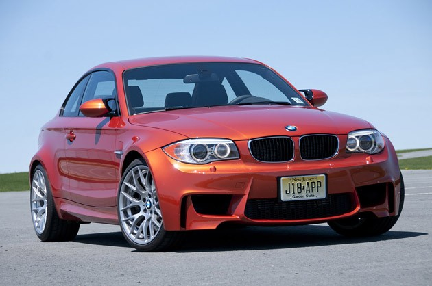 2011 bmw 1 series m