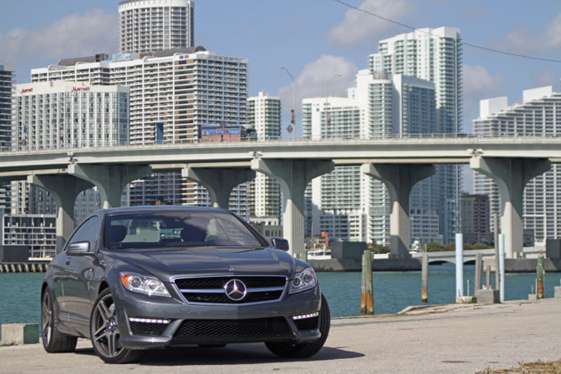 2011 Mercedes-Benz CL63 AMG in Miami