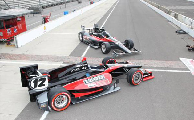 2012 dallara indycar chassic concepts