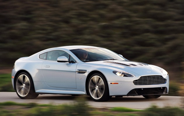 2011 Aston Martin V12 Vantage