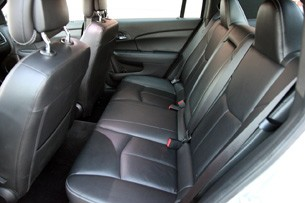 The 200u0027s Interior Is Now Competitive In The Mid Size Sedan Segment, But  How Does She Drive? First And Foremost, Our Tester Came Armed With  Chrysleru0027s New ...