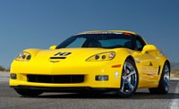 Corvette Grand Sport at Ron Fellows Driving School