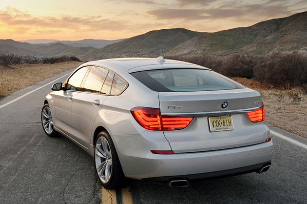 Bmw 5gt Sales Disappointing Has Execs Rethinking 5 Series