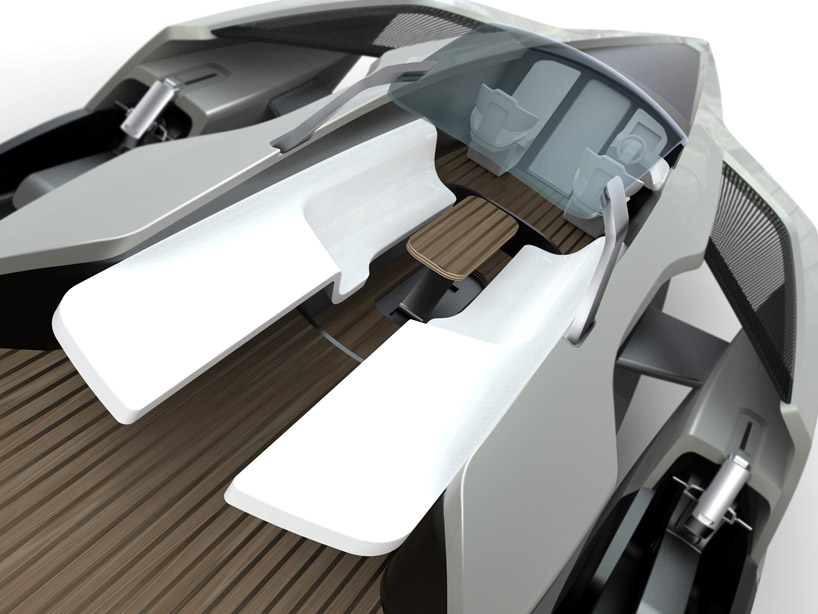 Audi Trimaran Concept Floats Hybrid Propulsion On The Open