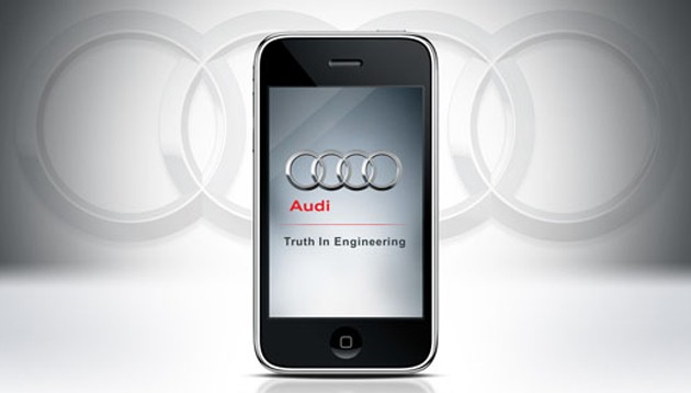 Audi iPhone App
