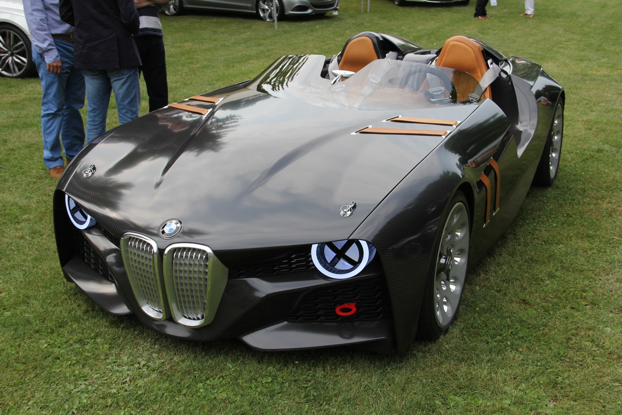 Bmw 328 Hommage For Sale Bmw 328 Hommage Concept at