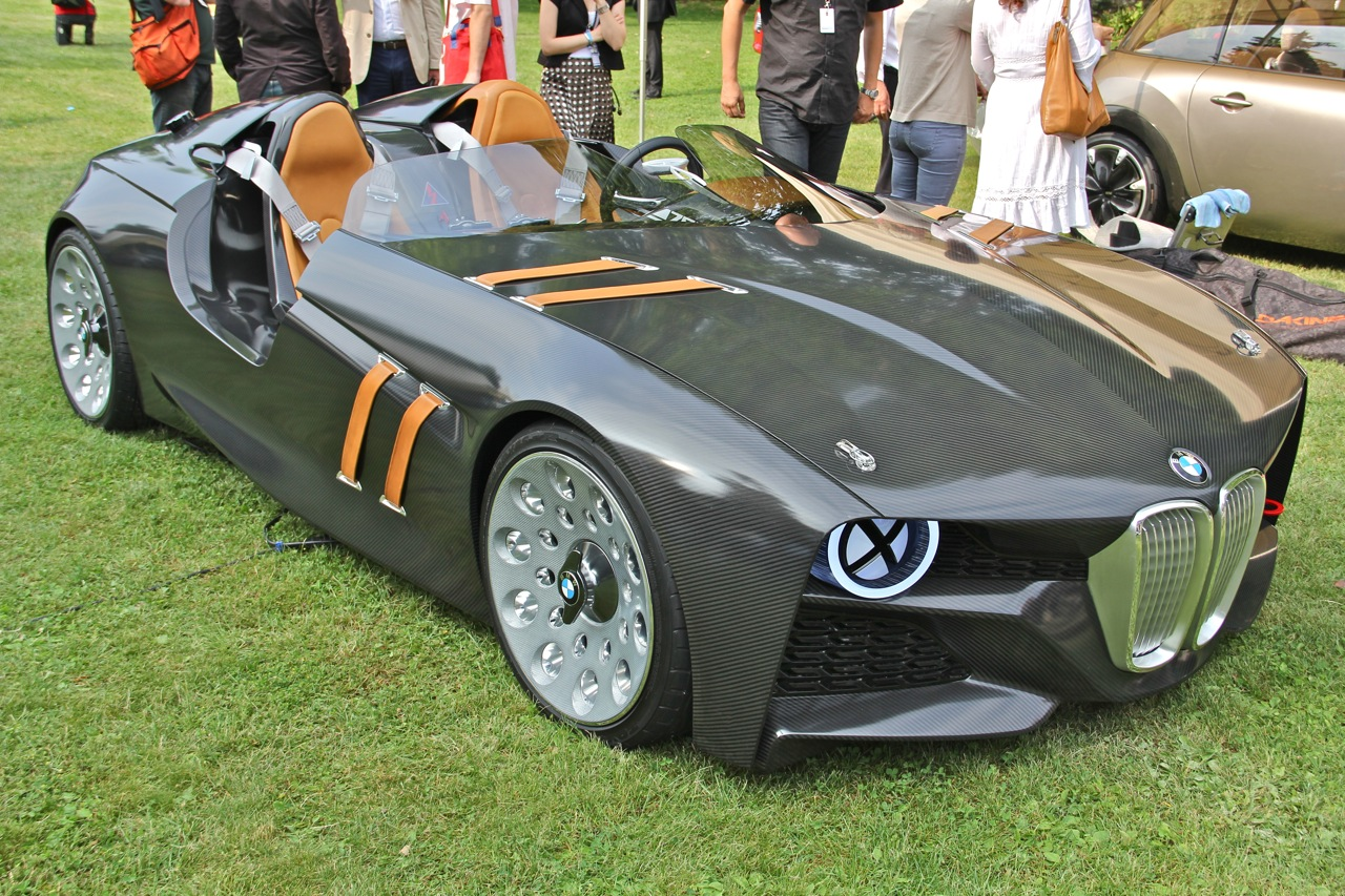 Bmw 328i Hommage Bmw 328 Hommage Concept at