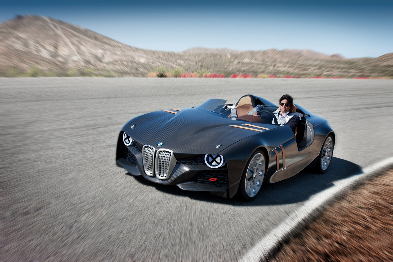 BMW 328 Hommage unveiled to celebrate 75th anniversary of ...