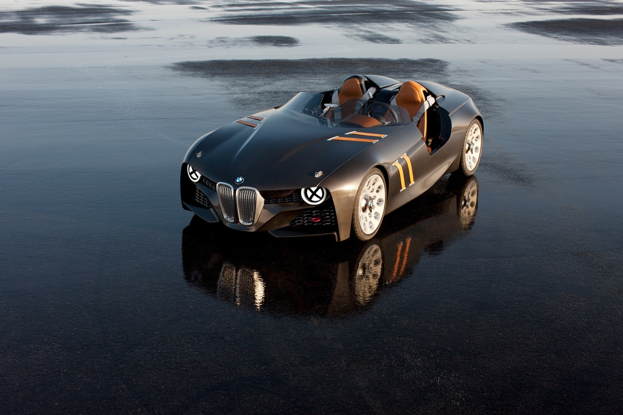 Bmw 328 Hommage For Sale Bmw 328 Hommage Unveiled to
