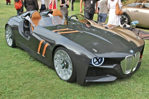 BMW 328 Hommage Concept