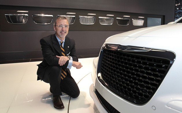 mopar brings new grilles and wheels to the 2011 chrysler 300