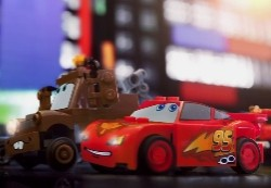 Cars 2 Lego characters