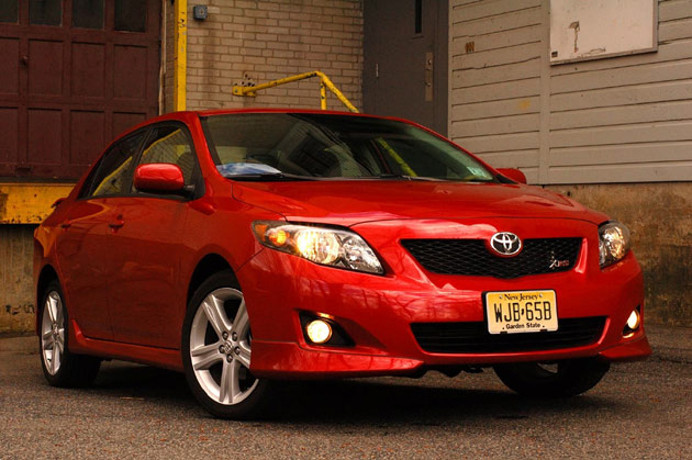 2009 Toyota Corolla XRS