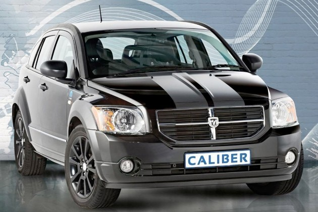 Dodge Caliber Mopar Edition for South Africa