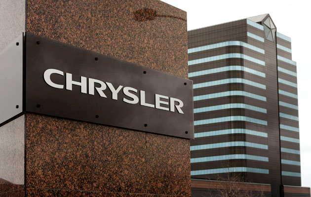 Chrysler headquarters