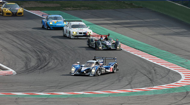 Intercontental Le Mans at Spa-Francorchamps