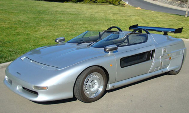 1988 Italdesign Aztec