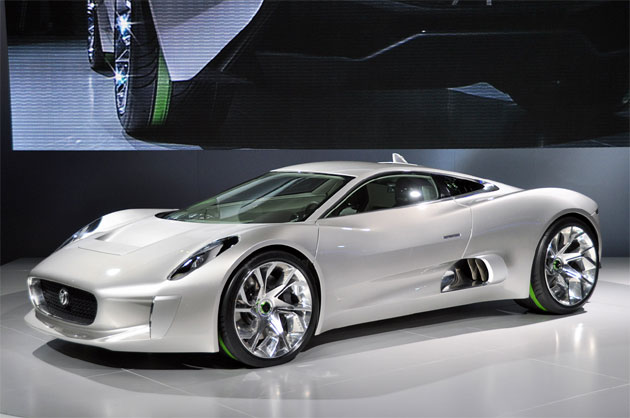 Jaguar To Build C Hybrid Supercar Teamspeed Com