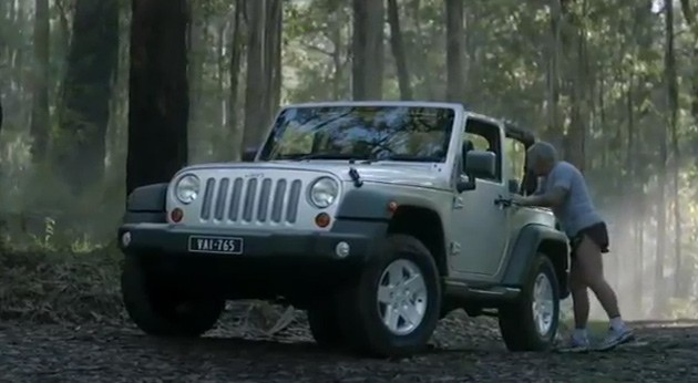 2011 wrangler tommy hafey 70th anniversary commercial