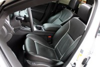 2011 Saab 9-4X front seats
