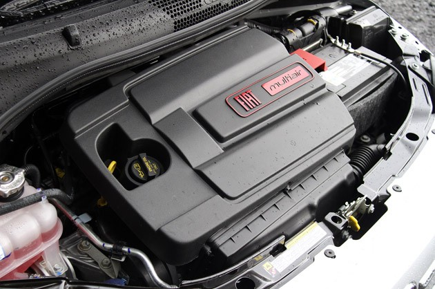2012 Fiat 500C engine