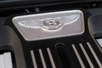 2011 Bentley Continental GT engine detail