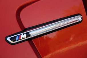 2011 BMW 1 Series M Coupe side detail
