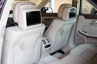 2012 Mercedes-Benz E350 seat backs