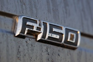 2011 Ford F-150 4x4 SuperCrew badge