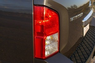 2011 Nissan Pathfinder taillight
