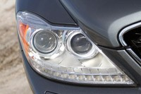 2011 Mercedes-Benz CL63 AMG headlight