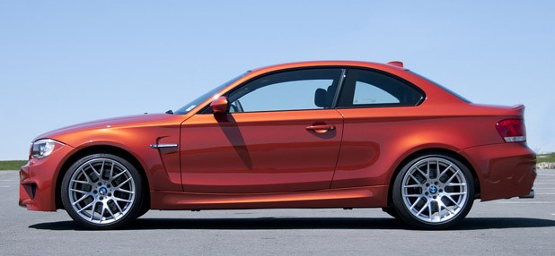 2011 BMW 1 Series M Coupe First Drive - Autoblog