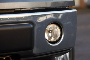 2011 Ford F-150 4x4 SuperCrew fog light