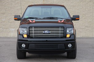 2011 Ford F-150 Harley-Davidson [w/video] - Autoblog